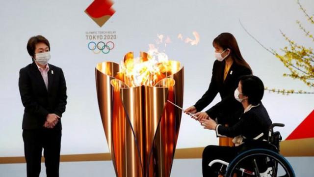 Официално! Осака отказа да приеме олимпийския огън