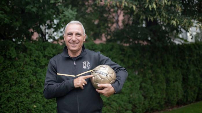 Стоичков с култови прогнози за Шампионска лига