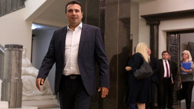 Заев поздрави Борисов за победата