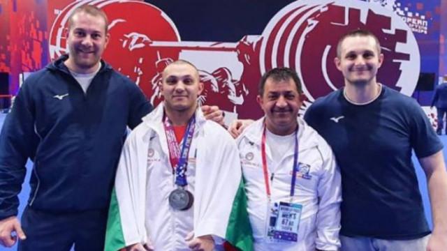 България с още един медал от европейското първенство в Москва