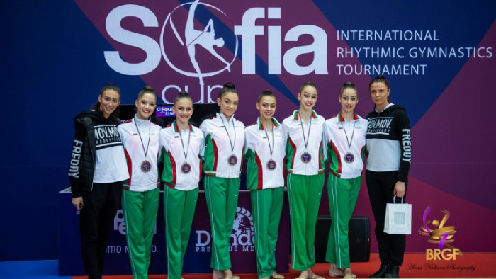 """Купа """"София"""" приключи с 12 медала за България"""