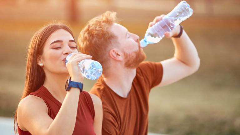 Да забравяме да пием вода е един вреден навик, който