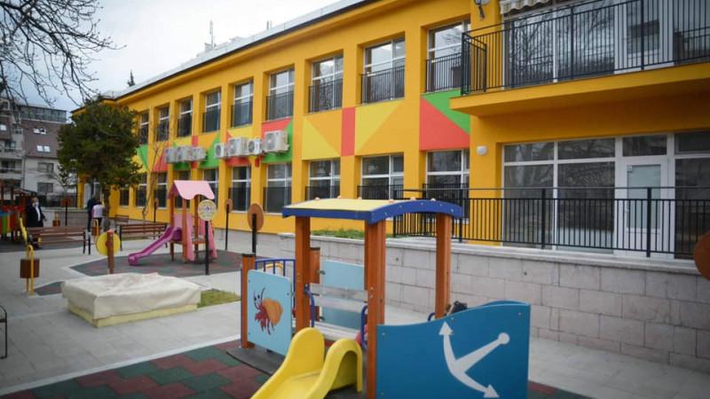 """Приключва ремонтът на детска ясла """"Чуден свят"""" във Варна"""