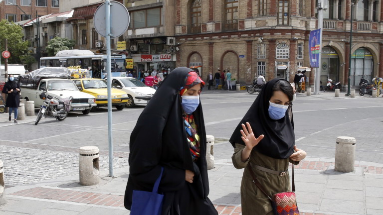COVID-19: Иран отчете над 2 млн. след рекорден скок