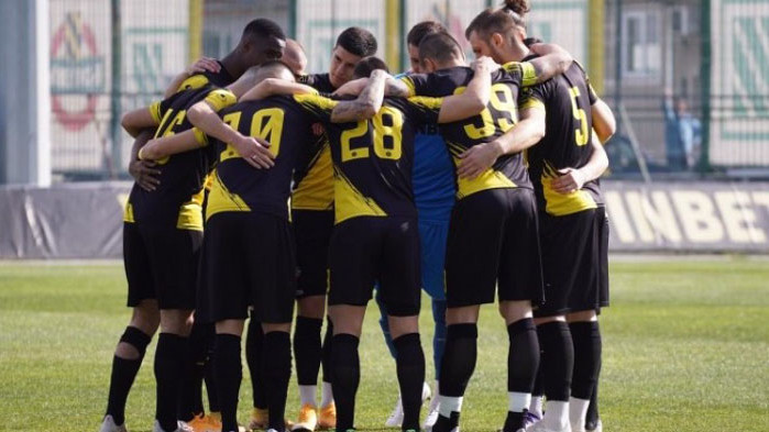 Отборът на Ботев Пловдив спечели изключително ценното си гостуване на