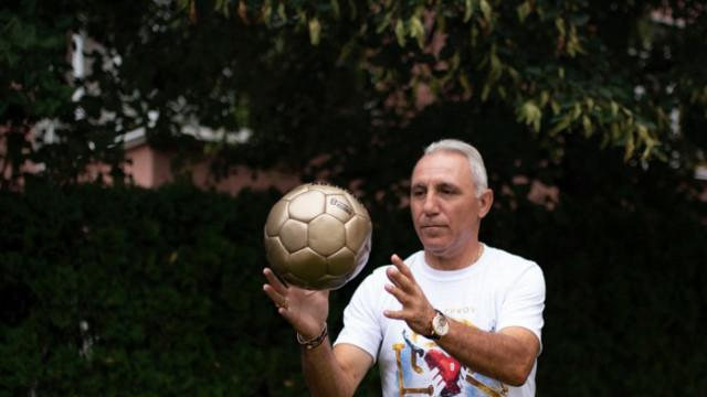 Христо Стоичков за мачовете в европейските турнири и българския футбол