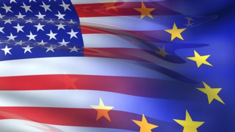 Европейският съюз предлага на Съединените щати замразяване за шест месеца