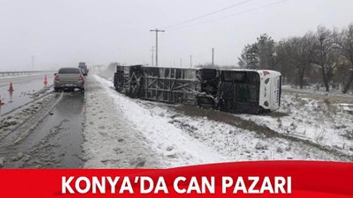 Руски турист загина при автобусна катастрофа в Централна Турция, заяви