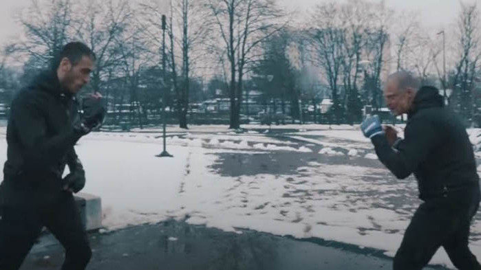 Излезе видеото от боя между рапърите Марсел Величков – Марсо и Валери Матов – Големия