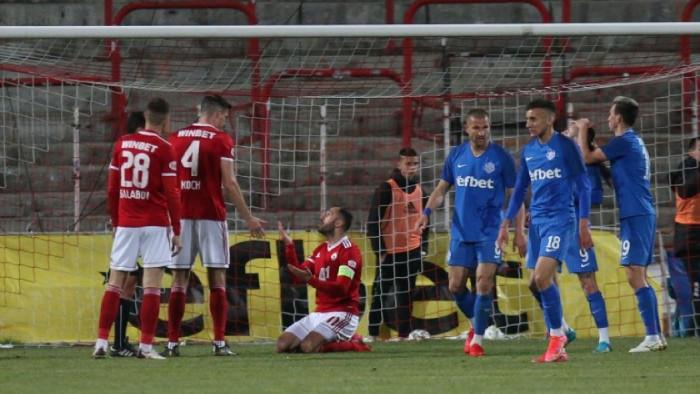 Отборите на ЦСКА и Арда завършиха при резултат 1:1 в