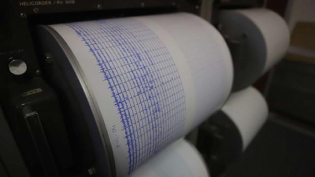 Земетресение в Гърция от 4,2 по Рихтер
