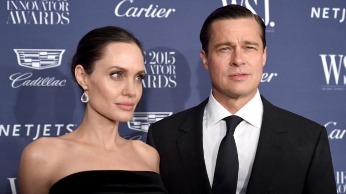 Анджелина Джоли, баща й Джон Войт и позицията му за развода с Брад Пит