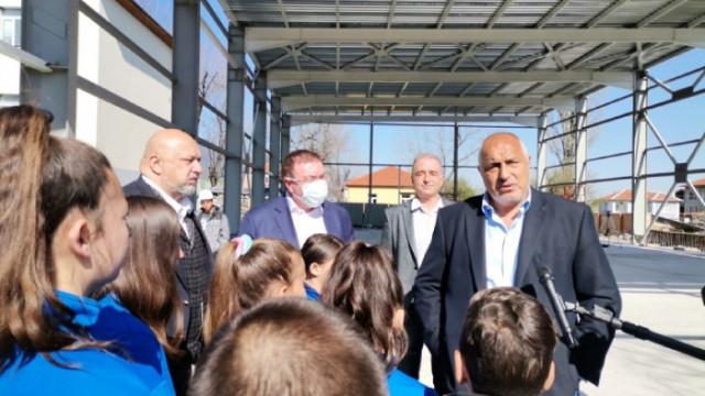 Борисов: До май ще бъдат ваксинирани над 3 милиона души и ще имаме колективен имунитет