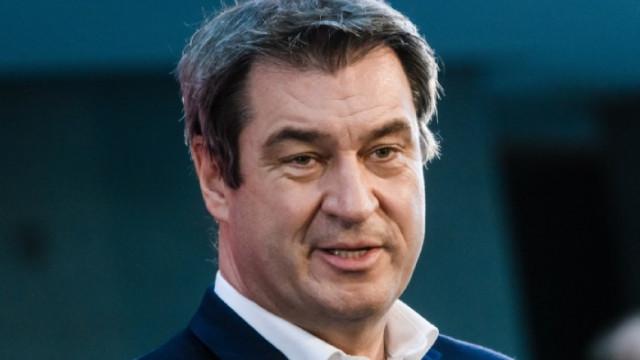 Маркус Зьодер готов да се кандидатира за мястото на Меркел