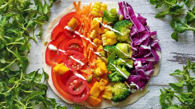 Тайра Банкс и рецептата ѝ за пицата Rainbow, която приготвя на сина си