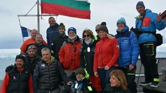 Българските антарктици напуснаха остров Ливингстън
