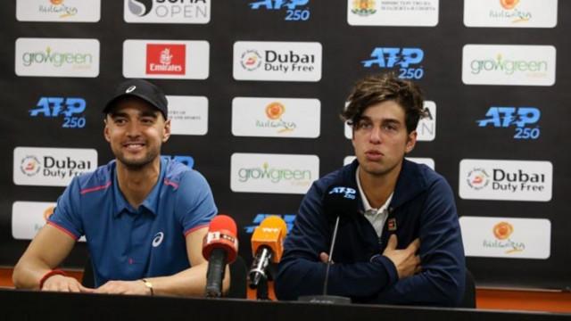 Рекордно класиране за Кузманов и Андреев в световната ранглиста