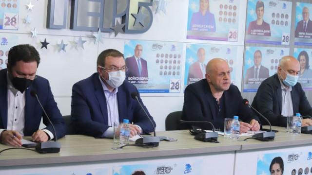 Даниел Митов: Би било грешка първата партия да бъде заобикаляна