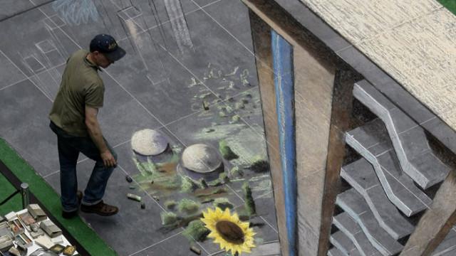 Учени обясниха класическата оптична илюзия