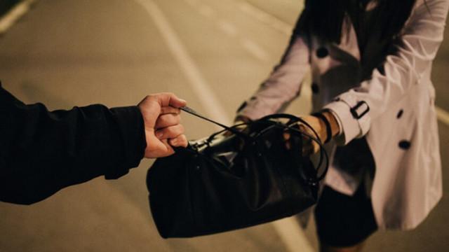 Задържаха 21-годишен мъж, откраднал чантата на 73-годишна жена в парк Аспарухово