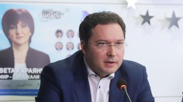 Даниел Митов и Любен Дилов с номинации за премиер от Мрежата