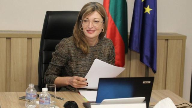Захариева: Когато дойде моментът, ще предложим кабинет и премиер