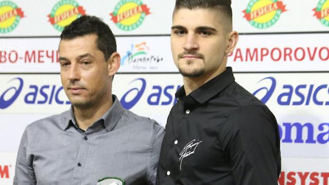 Томаш: Победата е заслуга на играчите, повярваха и играха със сърце