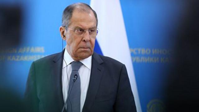 Лавров: Русия залага на съхраняването на иранското ядрено споразумение