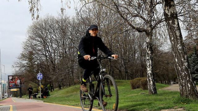 Най-рано след месец ще може да пътуваме с велоавтобус до Витоша