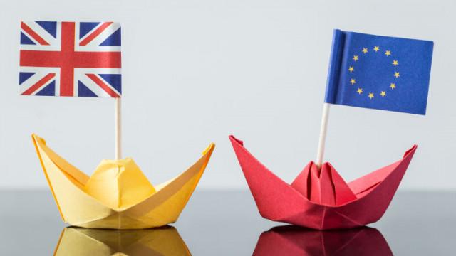 Раздвижване в търговията между Великобритания и ЕС