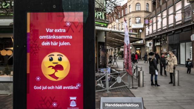 Швеция вече е с най-много нови случаи на коронавирус в Европа