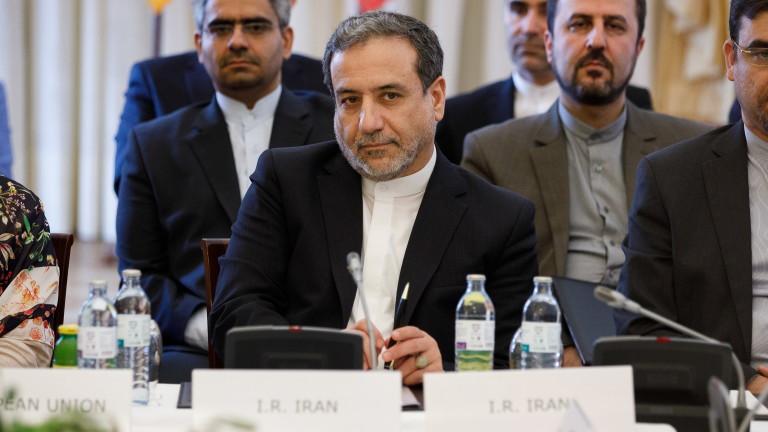 Заместник-министърът на външните работи на Иран Абас Арагчи е информирал