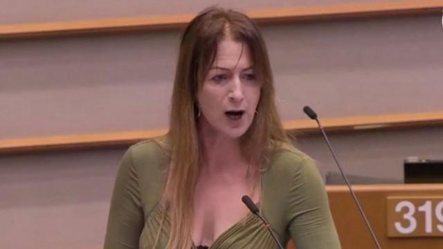 Скандално посещение при шиитските милиции в Ирак на атакувалата България евродепутатка Клеър Дейли