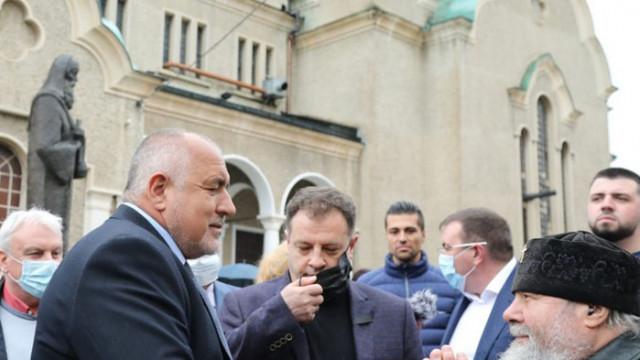Борисов: Никак не е случайна появата на Трифонов на политическата сцена