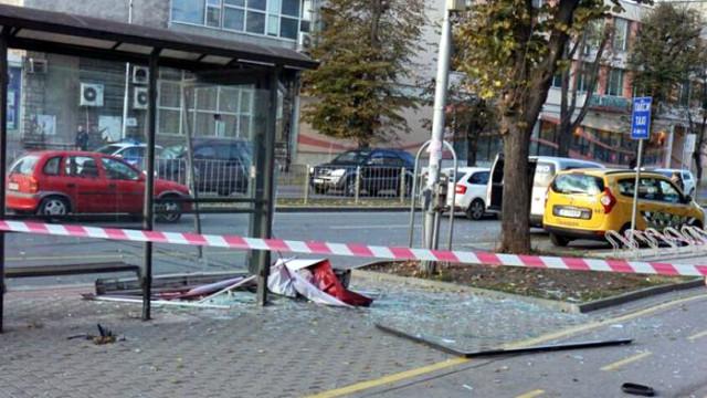 Година и половина за 21-годишен шофьор, катастрофирал на спирка на градския транспорт във Варна