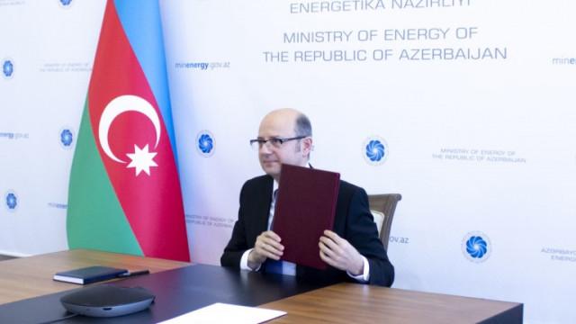 Азербайджан развива морската вятърна енергетика