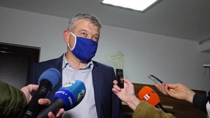 ВАС окончателно отстрани кмета на Благоевград ?