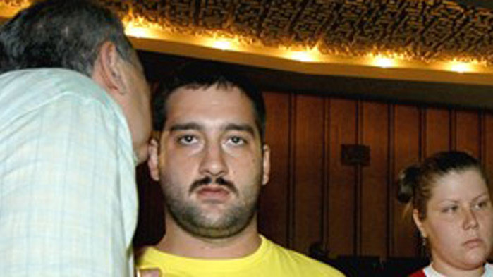 Сърбинът Жарко, изчезнал от домашния арест, изпадал в параноя при повишаване на кръвното