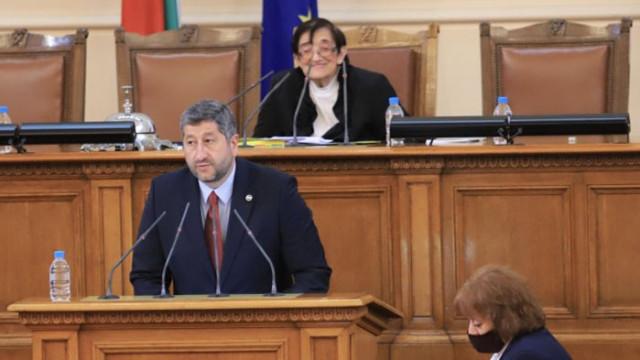 """Христо Иванов: Легитимно е, ако бъде поискана нашата подкрепа за управление на """"Има такъв народ"""""""