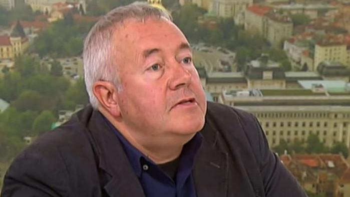 Харалан Александров: ГЕРБ са лепилото, което сплотява партиите на протеста
