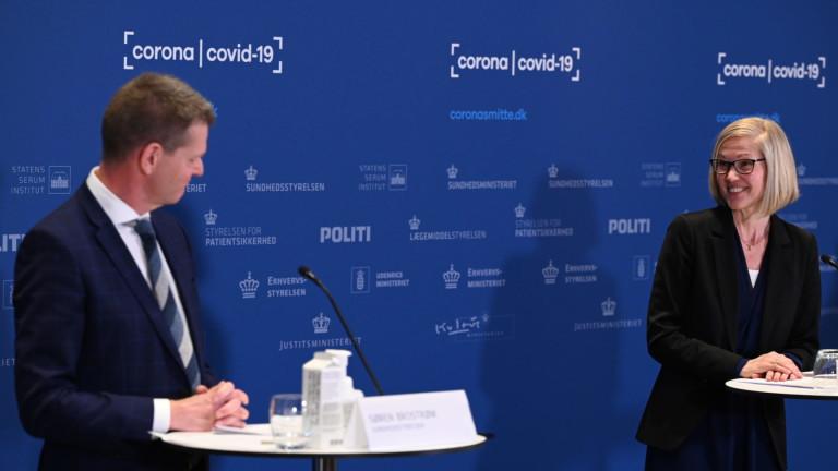 Ръководителят на Световната здравна организация в Европа Ханс Клуге заяви