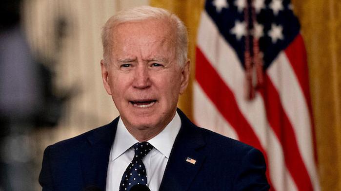 Президентът на САЩ Джо Байдън заяви, че в телефонен разговор