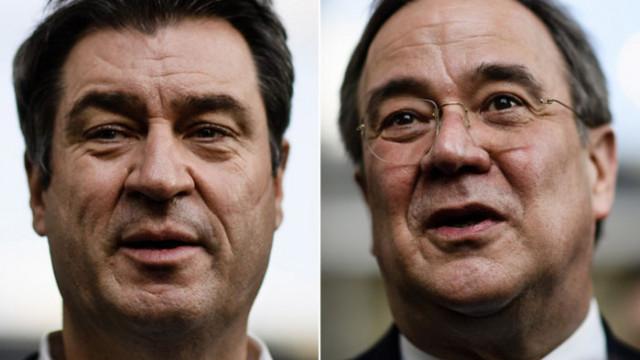 Германците предпочитат Зьодер пред Лашет за канцлер на ХДС/ХСС