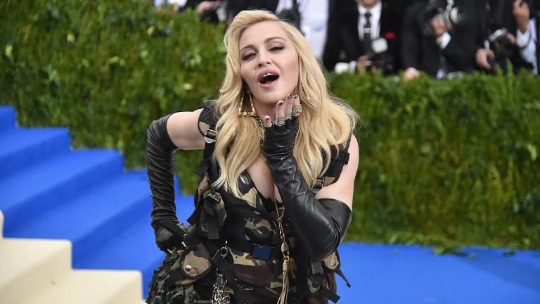 Още преди две години Мадона сподели пред британския Vogue, че