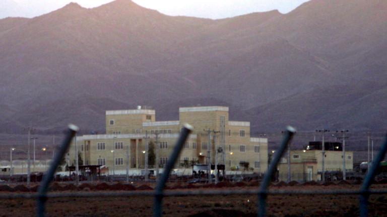 Председателят на парламента на Иран съобщи, чеиранските учени са обогатили