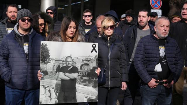Обвинения в Солун за убийството на Тоско Бозаджийски