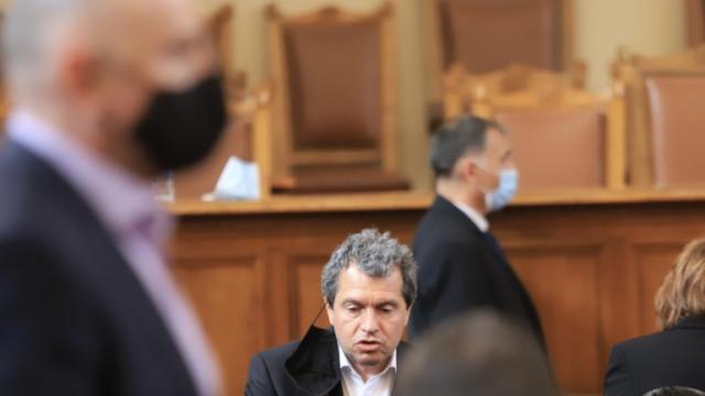 В партията на Трифонов се чувстват омерзени – били в пълен шок от поведението на… ГЕРБ