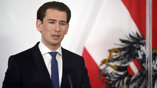Себастиан Курц: Голяма чест за Австрия, ако организира среща между Путин и Байдън