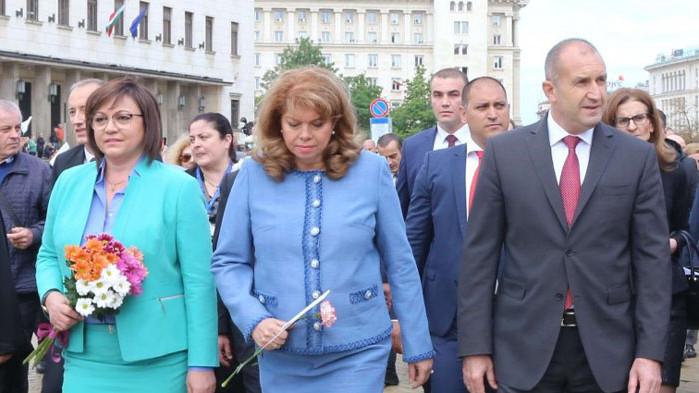 БСП подкрепя Радев и Йотова за президентските избори
