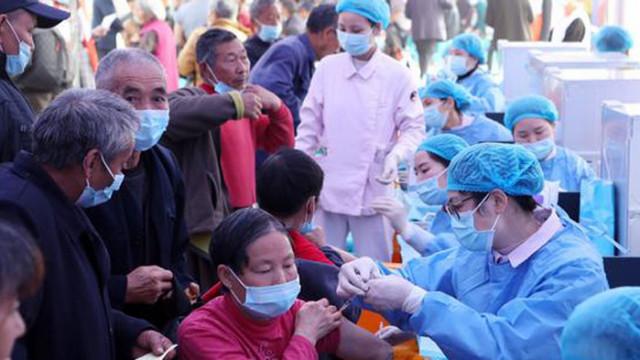 В Китай вече поставиха над 187 млн. дози ваксина